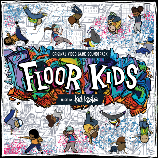 Kid Koala Floor Kids Original Video Game Soundtrack